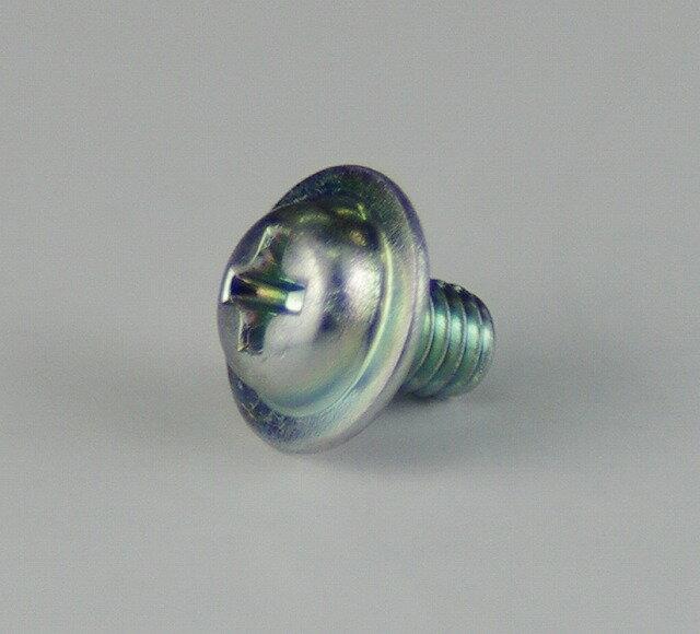 裸軟銅線(ボンド線)用止めネジ M4×6 第二種電気工事士技能試験練習用材料 オリジナル
