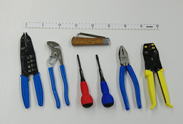 ホーザン DK-18 電気工事士技能試験セット