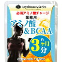 bcaa アミノ酸 必須アミノ酸 サプリメント リジン ロイシン ダイエット時の栄養補給に◆業務用 アミノ酸&BCAA 270粒◆(約3ヶ月分)