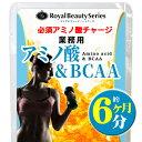 業務用 アミノ酸 & BCAA 約6ヵ月分[メール便対応商品]ポイント20倍 送料無料bcaa アミノ酸 必須アミノ酸 サプリメント リジン ロイシン半年分_half
