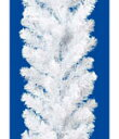 【クリスマス・装飾】270cmホワイトパインガーランド(L) x 210【4周年開店記念】【02P05Nov16】1110