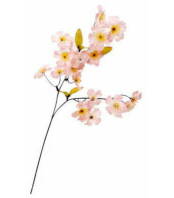 【造花・シルクフラワー】サクラスプレイ