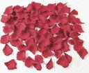 【造花・シルクフラワー】ローズペタル・ワインレッド(1パック約120枚入り)フラワーシャワー【4周年開店記念】【02P05Nov16】1110