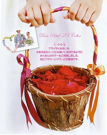 【造花・シルクフラワー】ローズペタル・ライトオ...の紹介画像3