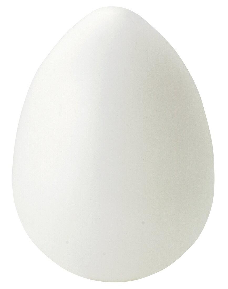 【食品サンプル・玉子・たまご】40cmエッグ(BC付)未塗装・ホワイト