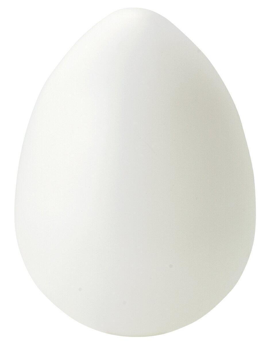 【食品サンプル・玉子・たまご】50cmエッグ(BC付)未塗装・ホワイト