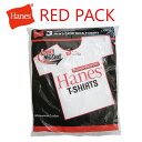 Hanes ヘインズ RED PACK クルーネック 半袖Tシャツ 3Pホワイト HN-H2135