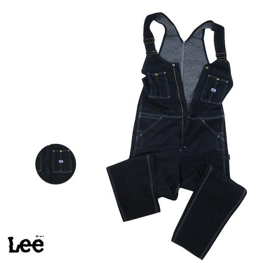 Lee オーバーオール フロントジップ リンス WHIZIT OVERALL LEE-LM5954-400