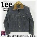 Lee The ARCHIVES ストームライダー 101-LJ デニムジャケット 1119-289