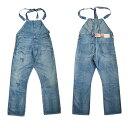 Levi's/リーバイス ヴィンテージ(ビンテージ) 66000-0009 LOT 66 ビブ オーバーオール Chapel Hill【送料無料】【smtb-td】(メンズ/アウター/ジャンパー/ブルゾン/デニムジャケット/ジャケット/アメカジ/カジュアル/Vintage Clothing/Levis)