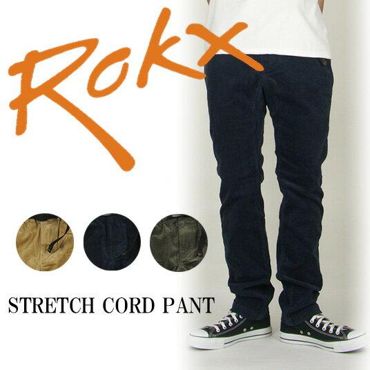ロックス ストレッチコード パンツ RXMF6208