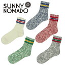 SUNNY NOMADO サニーノマド スラブネップ 3本ライン TMSO-004