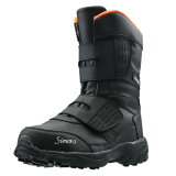 シモン プロテクティブスニーカー マジック式長靴 KB38黒 25.5cm2312990