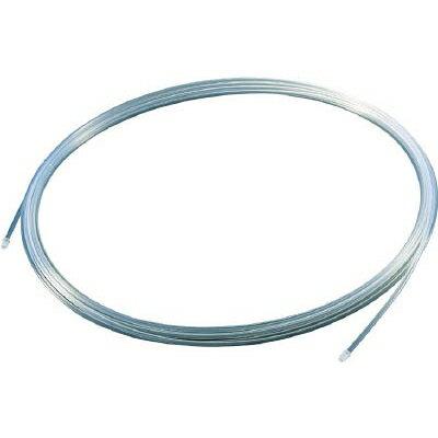 【送料無料】TRUSCOフッ素樹脂チュ−ブ内径10mmX外径12mm長さ20mTPFA1220【2563053】
