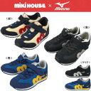 【セール】ミキハウス(MIKIHOUSE) ★ミキハウス&ミズノ★コラボレーションキッズシューズ(子供靴)