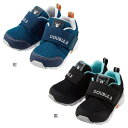 ミキハウス ダブルB(DOUBLE.B) メッシュ素材のベビーセカンドシューズ(子供靴)