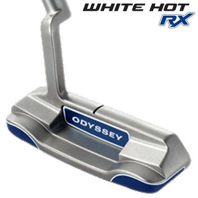 《》オデッセイ ホワイトホット RX #1 パター (スタンダードグリップ装着モデル) ODYSSEY WHITEHOT RX #1 PUTTER [新品/日本仕様正規品/送料無料]