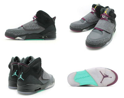 nike(�ʥ���)air(����)jordan(���硼����)son(����)of(����)mars(�ޡ���)(512245-038)�ڳ�����󤻡�쥢���ʡ�coolgrey/black/cement/bordeaux/red[��󥺡�������]������Բ�