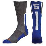 【海外限定】twin city シティ player id custom number crew socks ソックス 靴下 men's メンズ