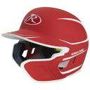 ローリングス バッティング ヘルメット men's メンズ rawlings mach ext 2 tone senior batting helmet mens