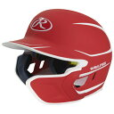 【海外限定】ローリングス バッティング ヘルメット rawlings mach ext 2 tone junior batting helmet grade school