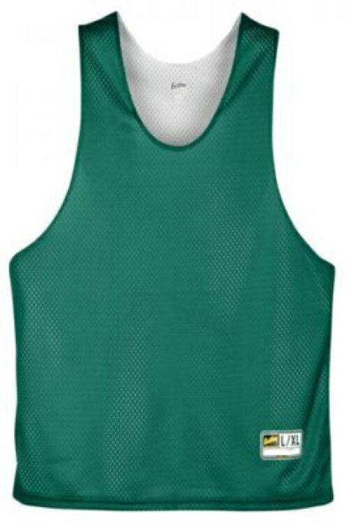 Eastbay Lacrosse Lacrosse ラクロス Reversible リバーシブル Mesh Tank タンクトップ - Boys Grade School フォレスト green 緑・グリーン/白・ホワイト