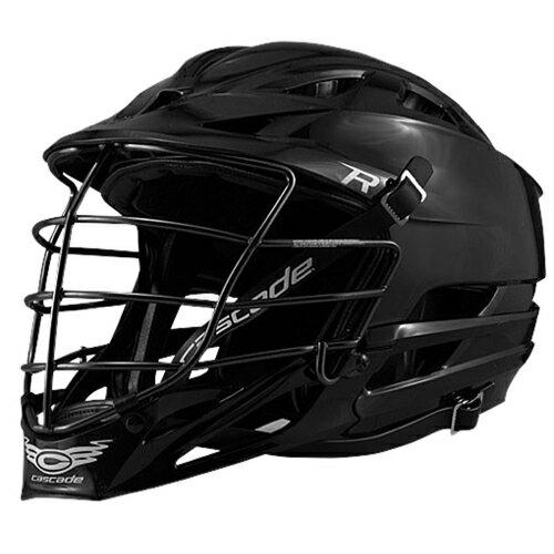 【送料無料】Cascade カスケード R Lacrosse Lacrosse ラクロス Helmet Helmet ヘルメット - Mens メンズ black 黒・ブラック