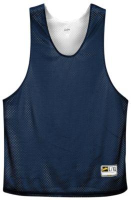 Eastbay Lacrosse Lacrosse ラクロス Reversible リバーシブル Mesh Tank タンクトップ - Mens メンズ navy 紺・ネイビー/白・ホワイト