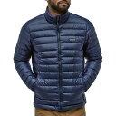 パタゴニア PATAGONIA ダウン トレーナー ジャケット クラシック 紺色 ネイビー MEN'S 【 PATAGONIA DOWN SWEATER JACKET CLASSIC NAVY 】 メンズファッション コート ジャケット