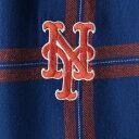 CONCEPTS SPORT メッツ Tシャツ インナー 下着 ナイトウエア メンズ ナイト ルーム パジャマ 【 New York Mets Troupe T-shirt And Pants Sleep Set - Royal/orange 】 Royal/orange
