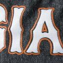 ショッピングtouch TOUCH BY ALYSSA MILANO タッチ ジャイアンツ レディース トレーニング 黒 ブラック WOMEN'S 【 BLACK TOUCH BY ALYSSA MILANO SAN FRANCISCO GIANTS TRAINING CAMP FULLZIP HOODIE HEATHERED 】 レディースファッション ト