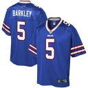 NFL PRO LINE バークリー バッファロー ビルズ ジャージ スポーツ アウトドア アメリカンフットボール メンズ 【 Matt Barkley Buffalo Bills Big And Tall Player Jersey - Royal 】 Royal