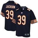 NFL PRO LINE シカゴ ベアーズ ジャージ 紺 ネイビー スポーツ アウトドア アメリカンフットボール メンズ 【 Eddie Jackson Chicago Bears Big And Tall Player Jersey - Navy 】 Navy