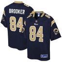 NFL PRO LINE ラムズ チーム ジャージ 紺 ネイビー スポーツ アウトドア アメリカンフットボール メンズ 【 Romello Brooker Los Angeles Rams Team Player Jersey - Navy 】 Navy