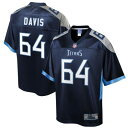 NFL PRO LINE е╞е═е╖б╝ е┐еде┐еєе║ е╫еэ е╕еуб╝е╕ & б┌ NATE DAVIS TENNESSEE TITANS BIG TALL PLAYER JERSEY NAVY б█ е╣е▌б╝е─ евеже╚е╔ев евесеъелеєе╒е├е╚е▄б╝еы ┴ў╬┴╠╡╬┴