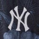 ショッピングTOMMY トミーバハマ ヤンキース レディース Tシャツ 紺色 ネイビー ニューヨーク WOMEN'S 【 TOMMY BAHAMA PEEKY FRONDS SEAPORT TSHIRT NAVY 】