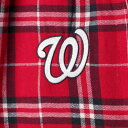 ショッピングナショナル CONCEPTS SPORT ワシントン ナショナルズ 赤 レッド インナー 下着 ナイトウエア メンズ ナイト ルーム パジャマ 【 Washington Nationals Duo Pants And Top Set - Red 】 Red