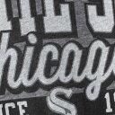 5TH & OCEAN BY NEW ERA シカゴ 白 ホワイト レディース ジャージ Tシャツ レディースファッション トップス カットソー 【 Chicago White Sox 5th And Ocean By New Era Womens Jersey Ringer Tri-blend T-shirt - Char