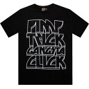 ショッピングクロックス レディース Tシャツ 黒色 ブラック ロックスミス メンズ 【 PIMP TRICK GANGSTA CLICK TEE BLACK 】