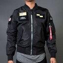 【海外限定】アルファ フライト リバーシブル コート メンズファッション 【 FLIGHT ALPHA INDUSTRIES MEN L2B FLEX REVERSIBLE JACKET BLACK 】【送料無料】