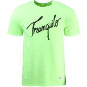 【海外限定】Tシャツ トップス カットソー 【 AKOMPLICE MEN TRANQUILO TEE GREEN 】【送料無料】