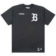 【海外限定】クラブ ニット Tシャツ トップス 【 BILLIONAIRE BOYS CLUB MEN STARTER KNIT TEE BLACK 】【送料無料】