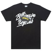 【海外限定】クラブ Tシャツ カットソー 【 BILLIONAIRE BOYS CLUB MEN SPORTS TEE BLACK 】【送料無料】