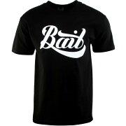 【海外限定】スクリプト ロゴ Tシャツ トップス メンズファッション 【 BAIT SCRIPT LOGO TEE BLACK WHITE 】【送料無料】
