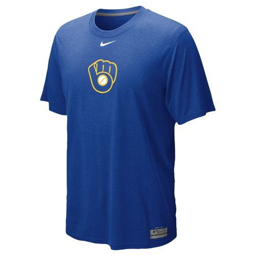 NIKE ナイキ MLB DRI-FIT ドライフィット LOGO ロゴ LEGEND レジェンド T-SHIRT Tシャツ - MEN'S メンズ