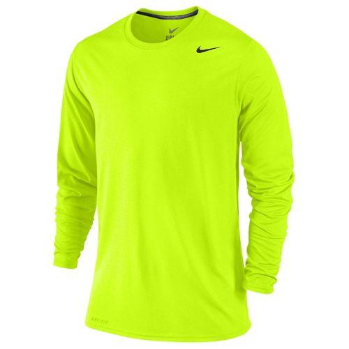 NIKE ナイキ LEGEND レジェンド DRI-FIT DRI-FIT ドライフィット L/S 長袖・ロングスリーブ T-SHIRT Tシャツ - MEN'S メンズ