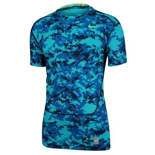 NIKE ナイキ PRO プロ COMBAT コンバット  CORE コア COMPRESSION コンプレッション S/S 半袖 Tシャツ TOP 2.0 - MEN'S メンズ