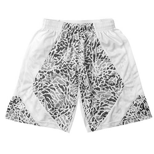 JORDAN ジョーダン DOMINATE 2.0 PRINTED SHORTS ショーツ ハーフパンツ - BOYS' GRADE SCHOOL