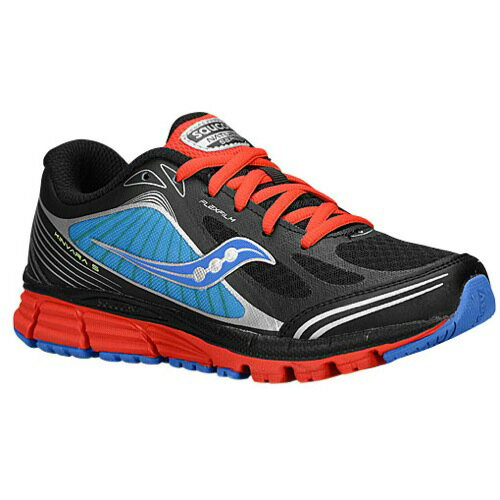 SAUCONY サッカニー KINVARA 5 - BOYS' GRADE SCHOOL