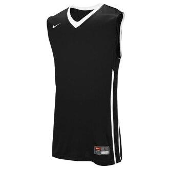 耐克耐克團隊團隊潛在超精英精英澤西澤西男裝男裝黑色黑色和白色黑色白色白色背心 [02P03Dec16]